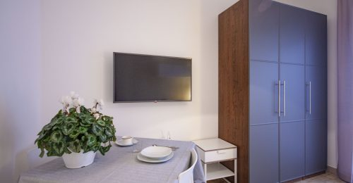 Top white suite